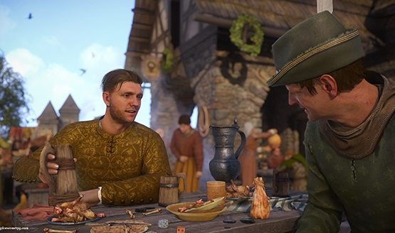 Kingdom Come Deliverance preview