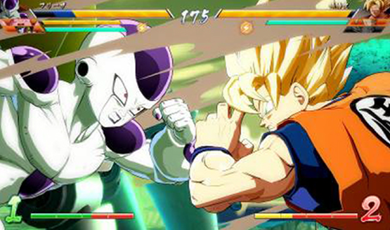 Arc System Works Working on New Dragon Ball Fighting Game