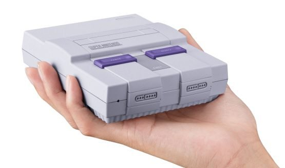 Finding a SNES Classic might be easier, but they won't be around forever