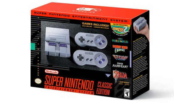 SNES Classic Edition Controllers will be Five Feet Long