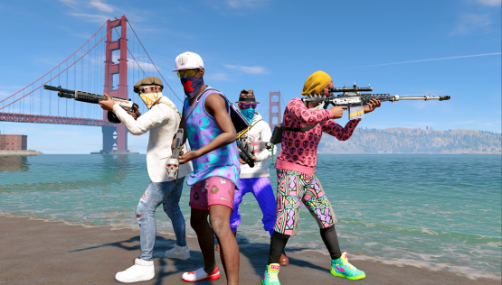 Watch Dogs 2 adds free 4 player Party Mode in July
