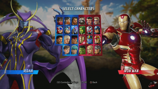Jedah comes to Marvel vs. Capcom: Infinite