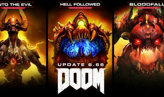 Doom update 6.66 retires its season pass, all multiplayer DLC now free