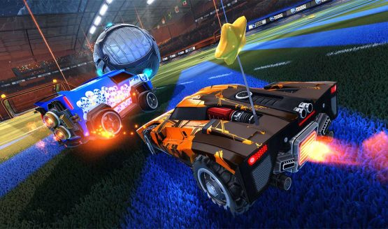 Rocket League Retail Version Releasing in Time for Christmas 2017