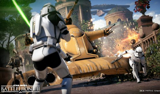 PSA: Star Wars Battlefront II Beta Opens to the Public Today