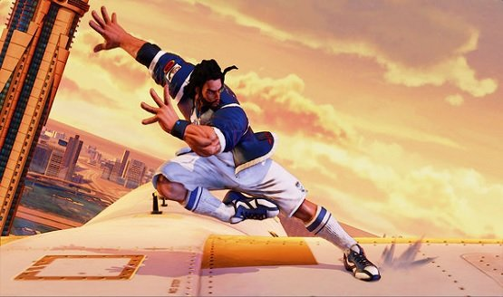 Street Fighter V will receive Sport Costumes on July 25