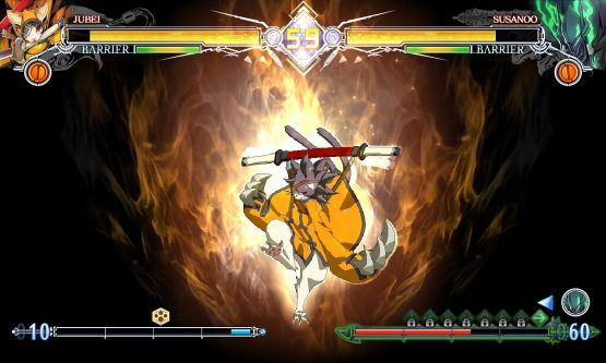 BlazBlue Central Fiction Jubei