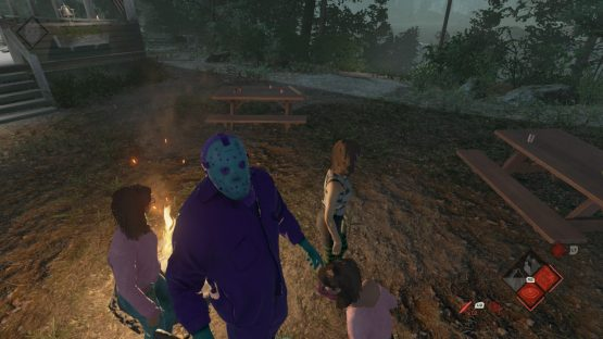 Friday the 13th Team Killing