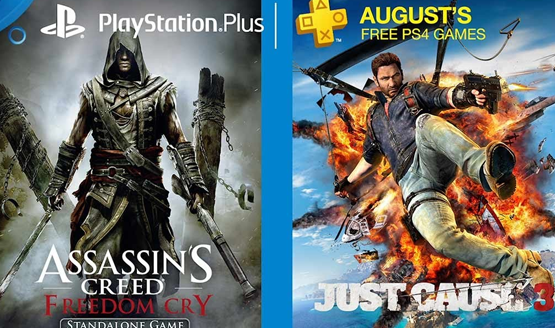 PlayStation plus free games 1