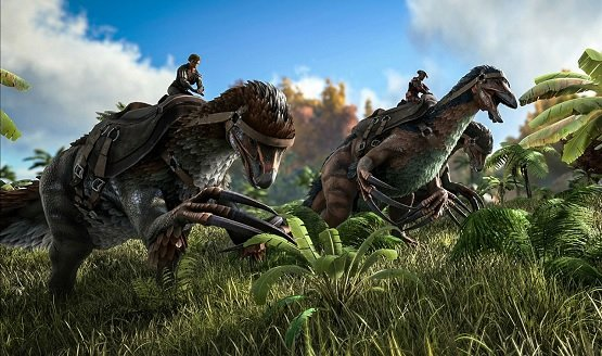 Ark Surivival Evolved To Have Splitscreen On PC Windows 10 Version