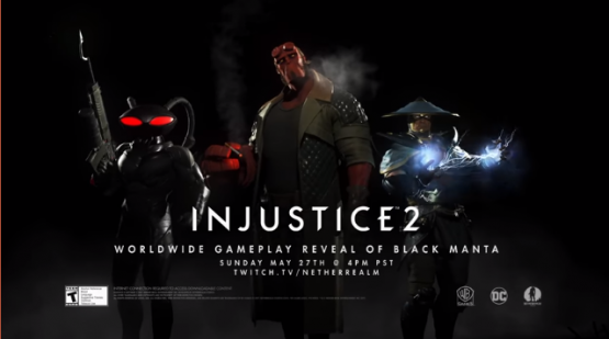 Injustice 2 Fighter Pack 2 DLC Adds Hellboy, Black Manta and Raiden