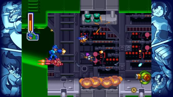 Mega Man Legacy Collection 2 PS4 review