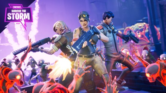 Fortnite Survival Mode Arrives Next Week, Watch the Trailer
