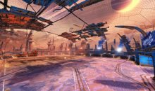 Read the Rocket League Update 1.41 Patch Notes