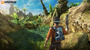 Outcast Second Contact Gameplay
