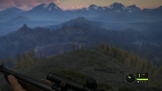 the hunter call of the wild dlc