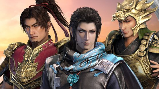 Dynasty Warriors 9 returning Characters - Sun Ce, Jia Chong, Ma Chao