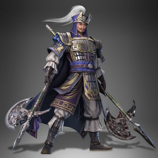 Dynasty Warriors 9 - Zhang Liao