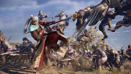 Dynasty Warriors 9 State Combo System Detailed