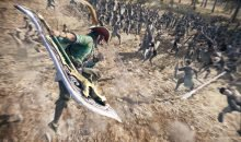 Dynasty Warriors 9 State Combo Zhou Cang