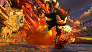 Sonic Forces Episode Shadow