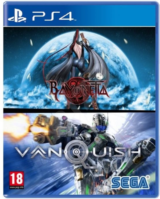 Shenmue 1 & 2, Vanquish, and Bayonetta Recently Listed for PS4 and XBO