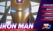 Iron Man Marvel vs capcom tutorial