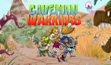 caveman warriors release