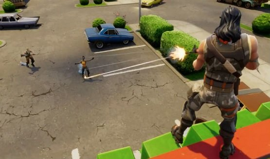 Fortnite With New Features And Battle Royale Mode Now Free to Try