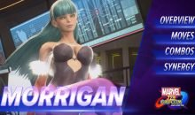 morrigan marvel vs capcom infinite tutorial