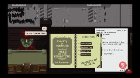 papers please vita