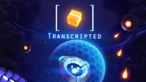 transcripted console