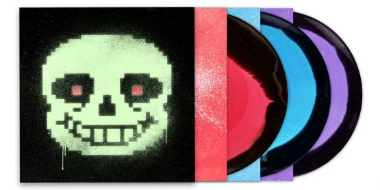 undertale vinyl determination