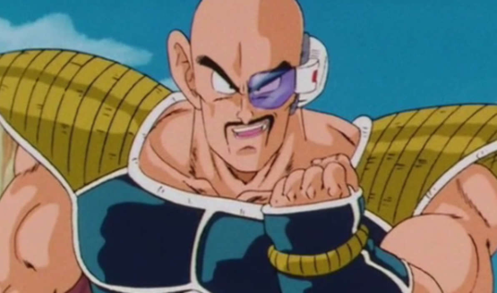 Dragon Ball - Nappa