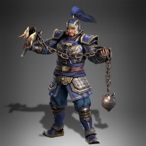 Dynasty Warriors 9 - Cao Ren