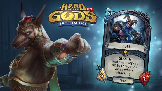 hand of the gods loki giveaway