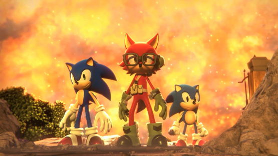 Sonic Forces - Modern, Classic, and Avatar