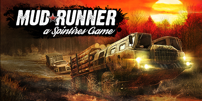 First Spintires Mudrunner Gameplay Trailed Unveiled