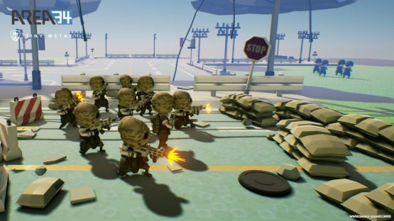 Sony Music Publishing Tiny Metal on PS4, Switch & PC