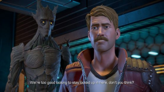 Guardians of the Galaxy episode 5 review