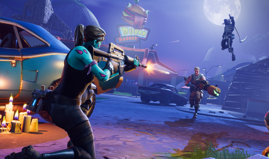 Fortnite, Xbox one, cross-platform play, playstation 4