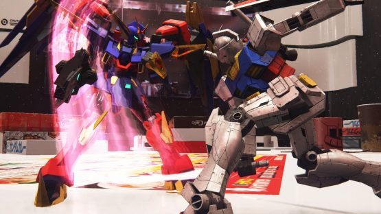 Gundam Breaker 3 screenshot