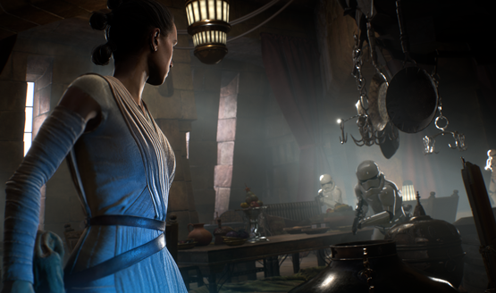 Did 'Star Wars: Battlefront II' Just Reveal Who Rey's Parents Are?