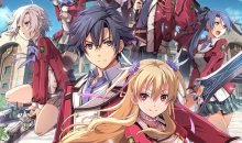 Trails of Cold Steel PS4 version