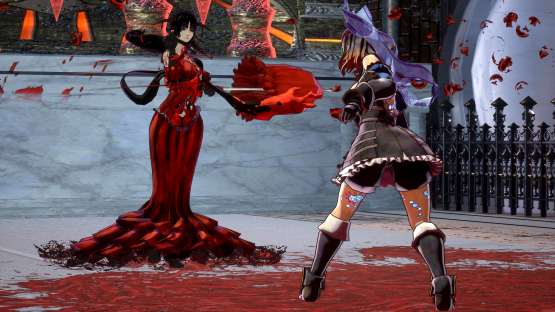 bloodstained fashion update