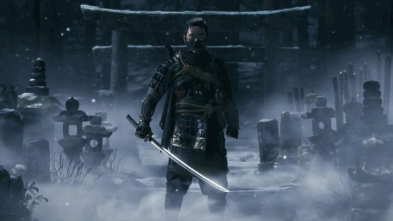Ghost of Tsushima PSX 2017