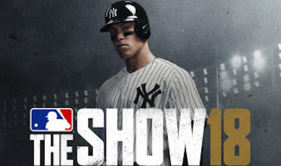 MLB the show 18 cover athlete