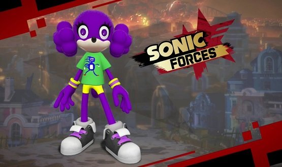 Sonic Forces is offering a Sanic T-shirt as a free download