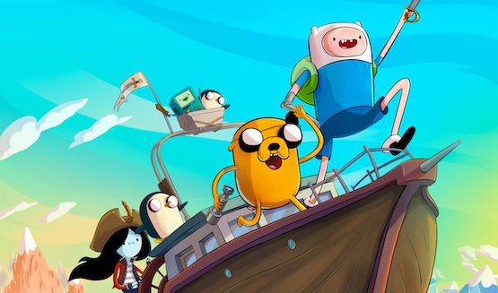 Adventure Time Pirates Of The Enchiridion Details Revealed
