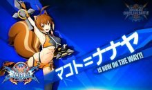 BlazBlue Cross Tag Battle Makoto Nanaya